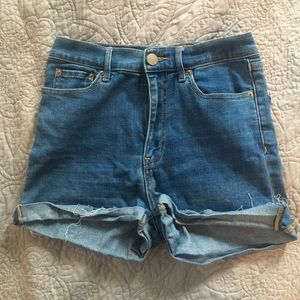 Urban Outfitters Denim Shorts (26)